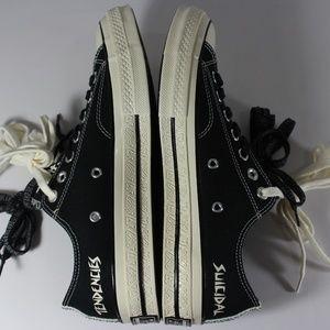 Converse x Suicidal Tendencies R615 NWT